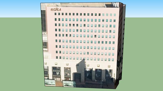 Edificio en 〒810-8518