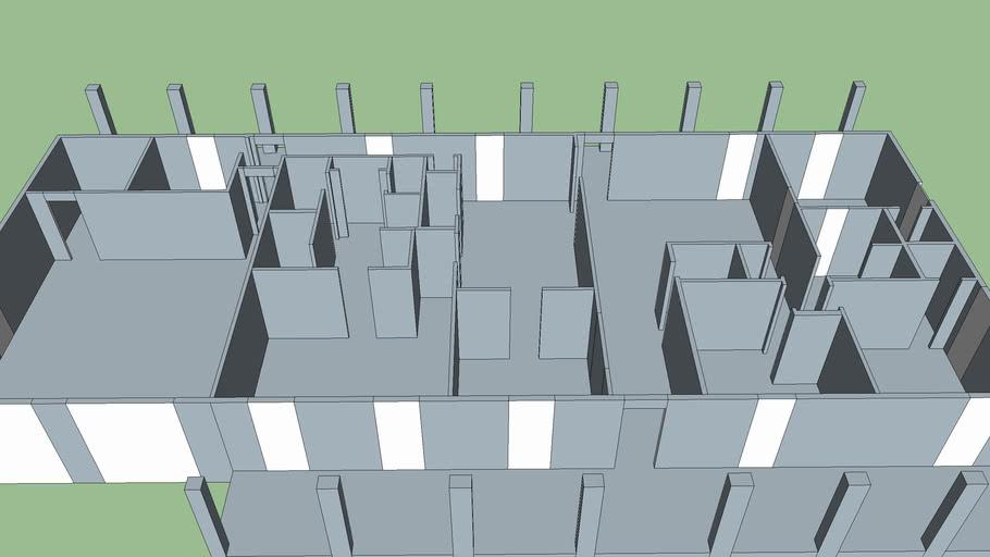 floor plan 2 g.skp
