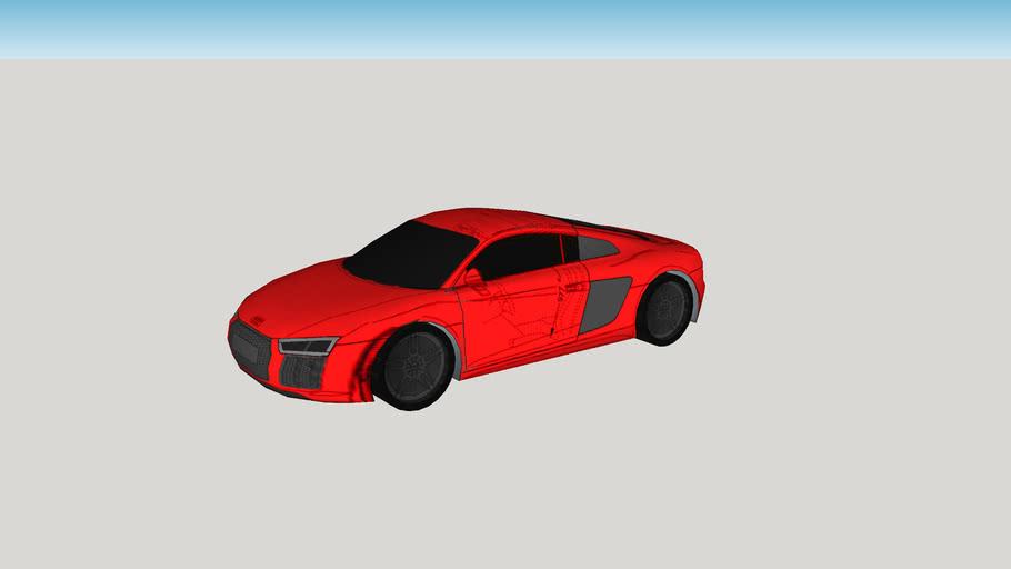 2015 Audi R8 Coupe