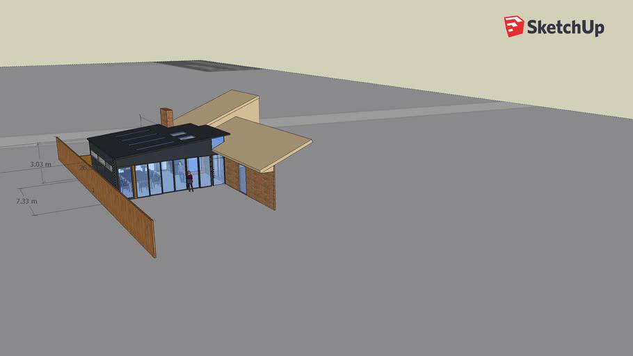 Wbool House Extension