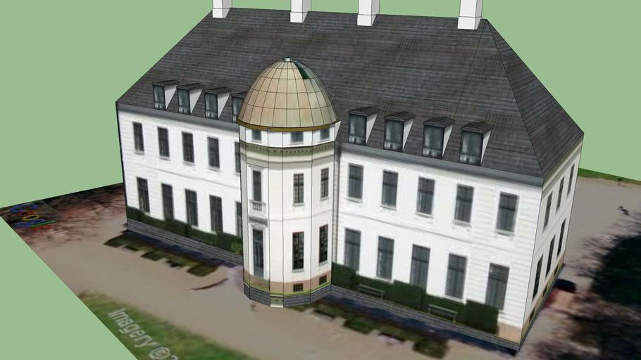 Bernstorff Palace - Main building