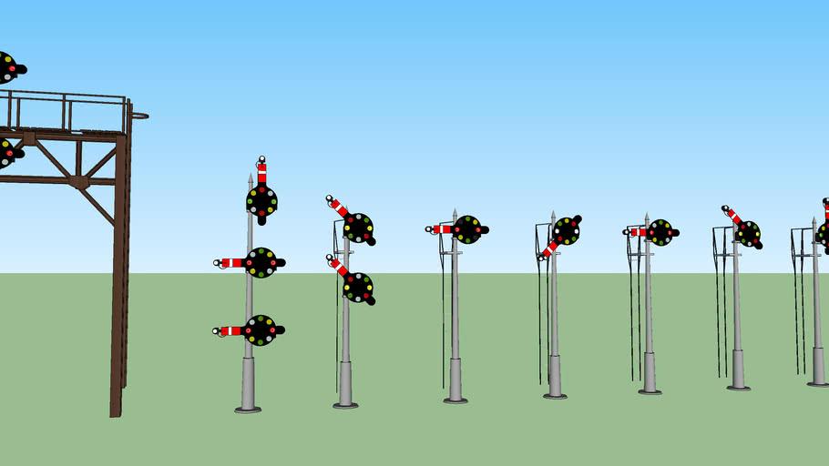 RPS signal set