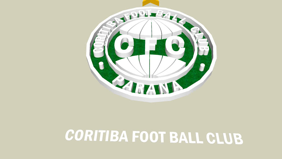 simbolo do Coritiba foot ball club