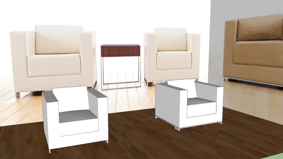 B.1 Lounge Chairs