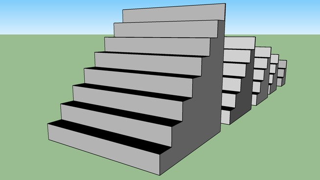 Stage Steps (Imperial Heights)
