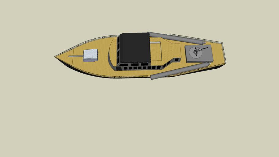 SCHNEELBOOT- german torpedo boat