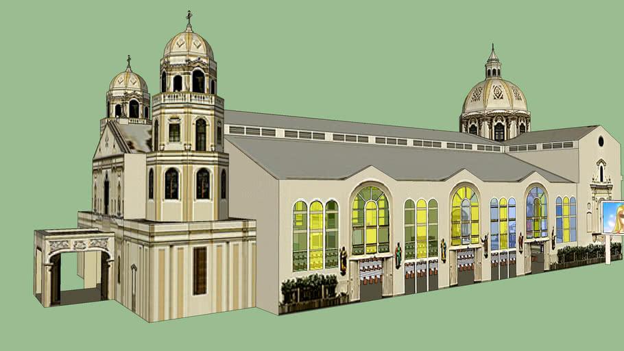 Minor Basilica of the Black Nazarene (Simbahan Ng Quiapo)