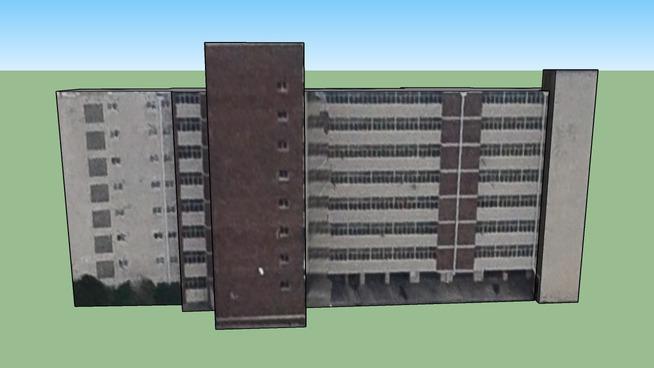 Building in Port Elizabeth, South Africa