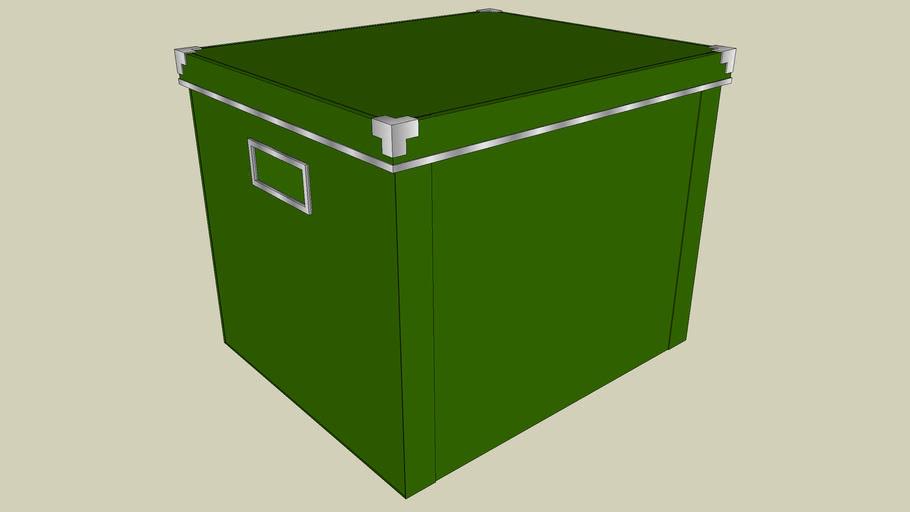 Kassett paper-box