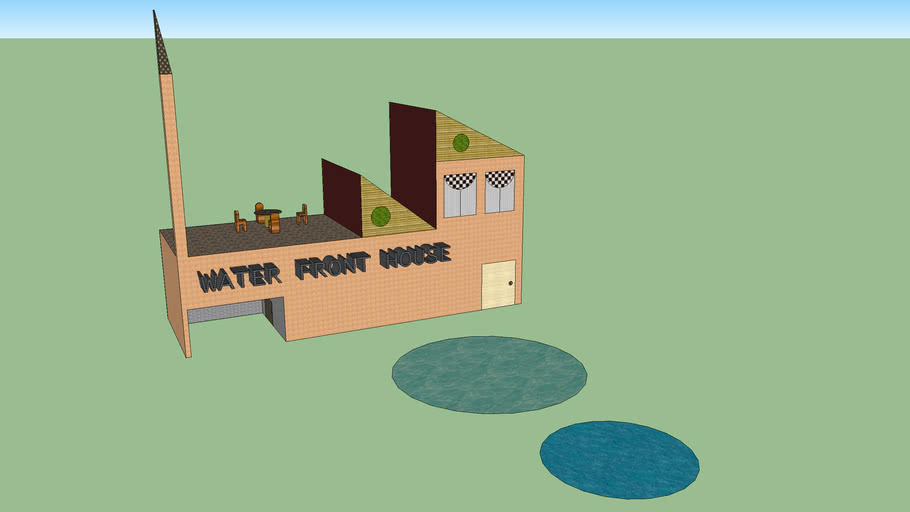 BUPP Water Front House