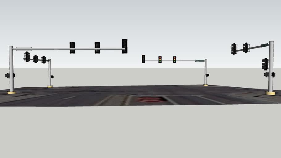 Traffic Intersection UC1