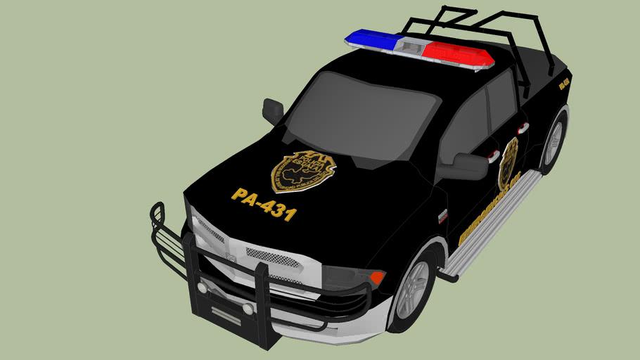 dodge ram 2010 patrulla de secretaria de seguridad publica del estado de jalisco policia estatal
