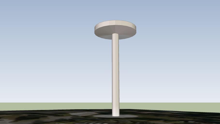 Watertoren Mechelen-Noord