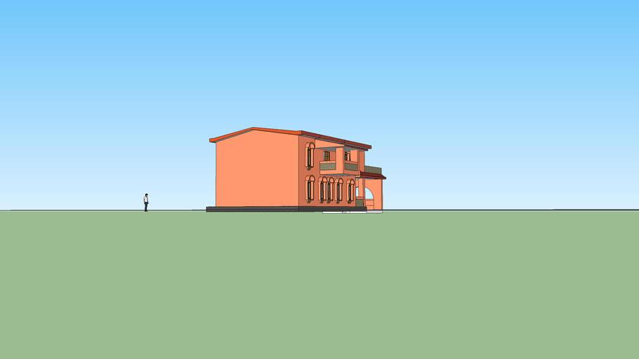 BARF HOUSE, PALACHIRA......