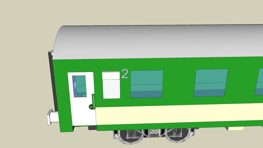 Wagon pkp