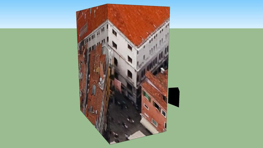 Venedik, İtalya adresindeki yapı