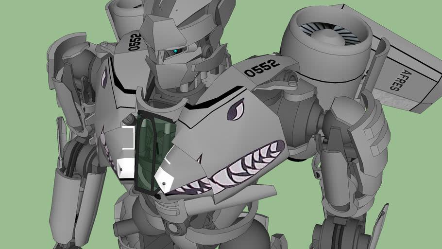 Custom Transformer:Bulletstorm