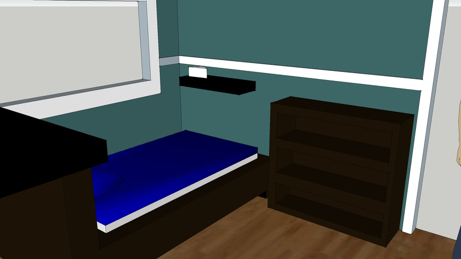 Catherine Wolfe Room Design view 2