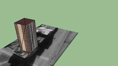 Necochea Edificios 3d de la Playa