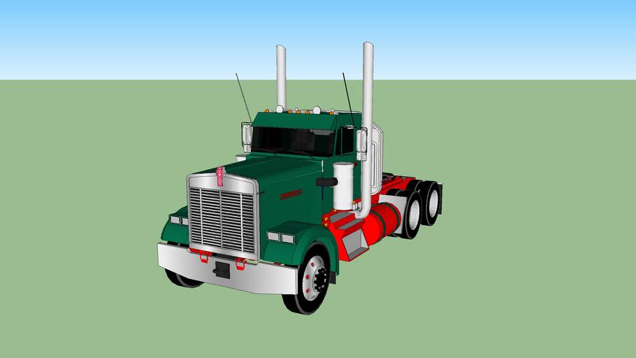 J.P. Noonan Transportation Rig