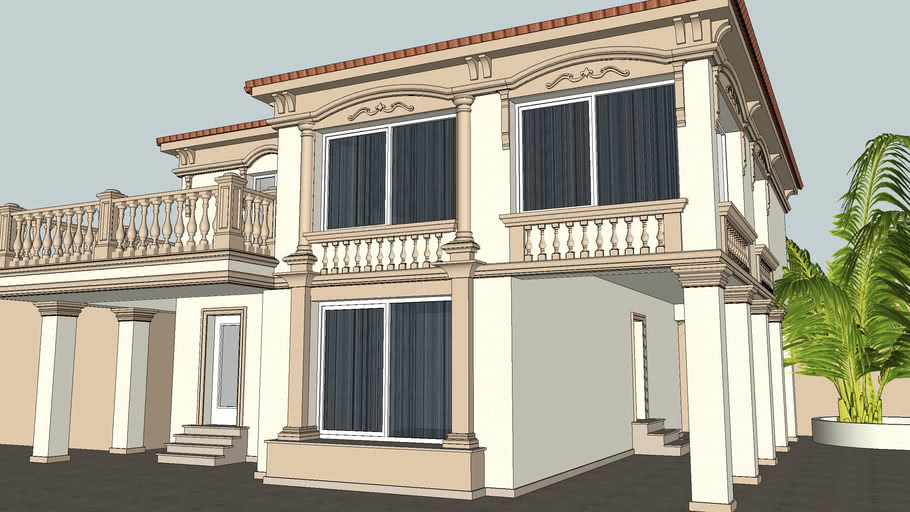 Keystone: SketchUp Library of Architectural Decoration