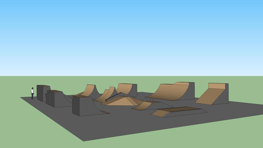 My Skatepark design