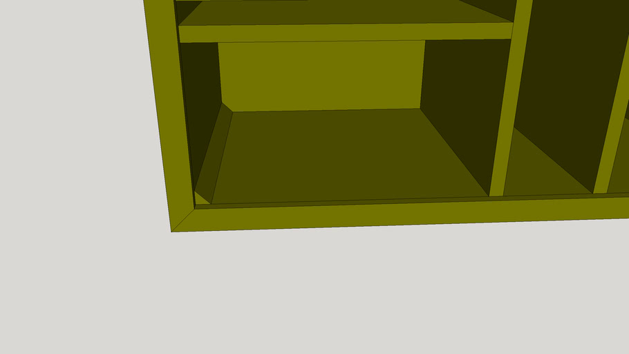 Model Supply Transport Box