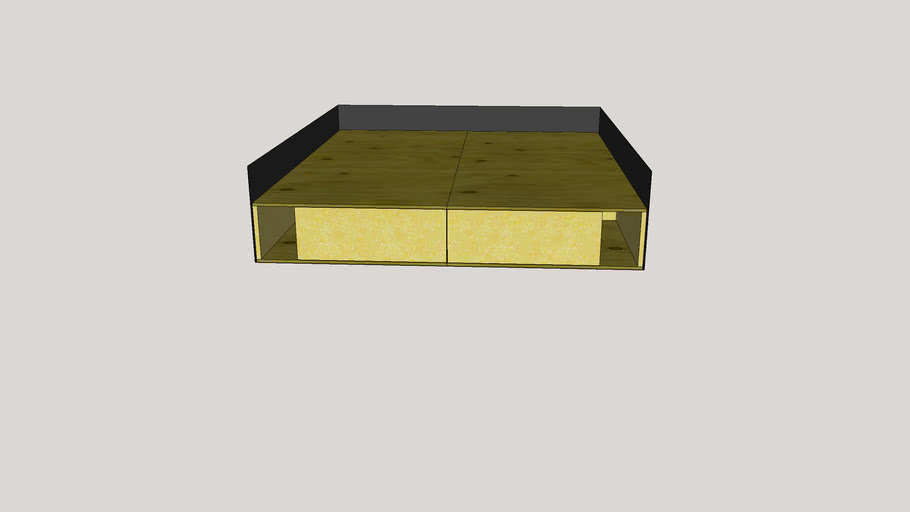 Toyota Truck bed Drawers