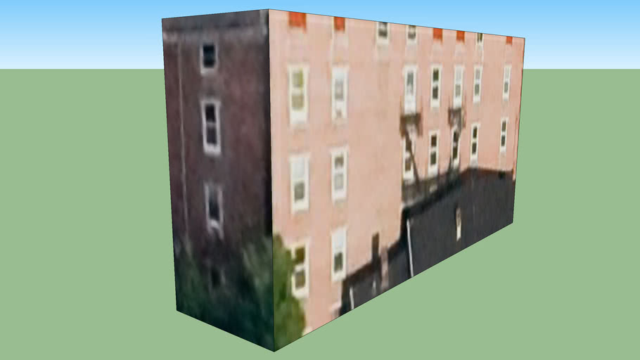 Building in Cincinnati, OH, USA