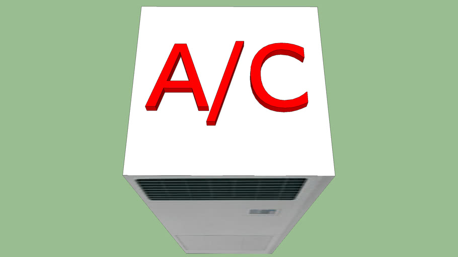 mitsubishi-electric Standing A/C unit