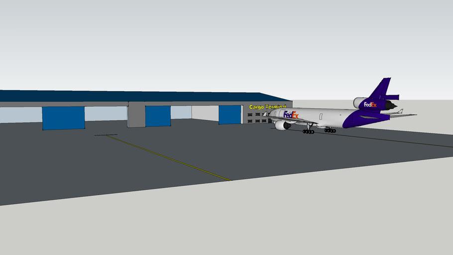 Airport Cargo Terminal