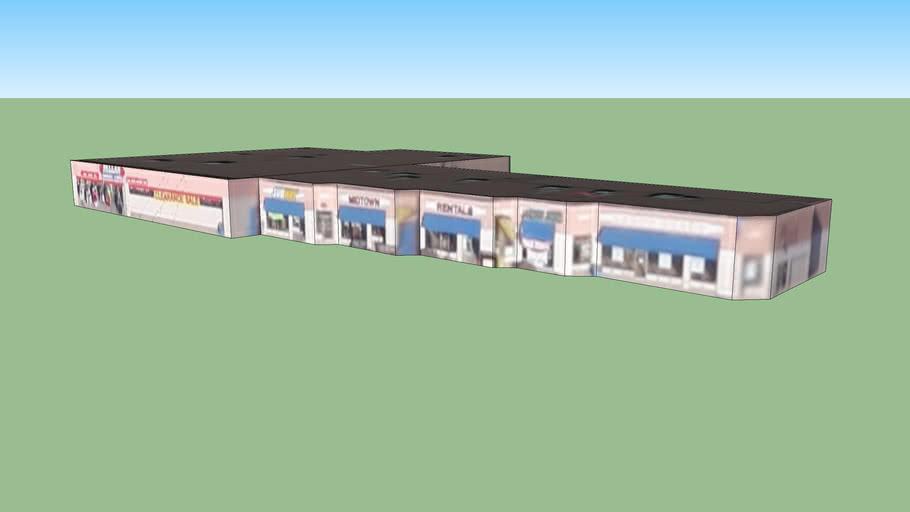 shoping center on  Montano Rd  NW in Albuquerque, NM, USA