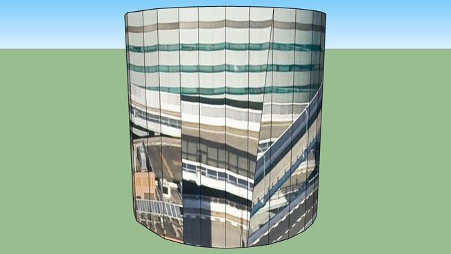 Building in 〒462-0843