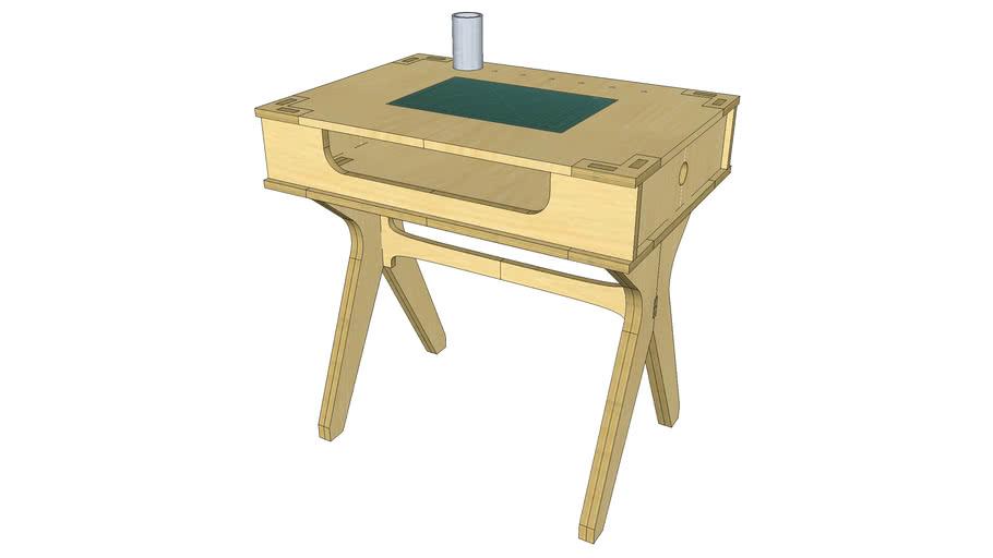 Arts & crafts Maker Bench