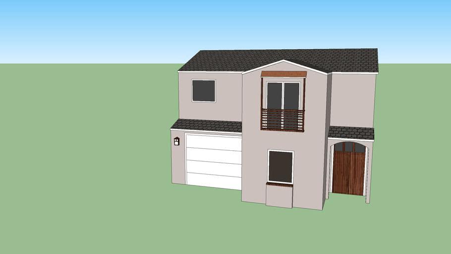 Vanity Homes model 24