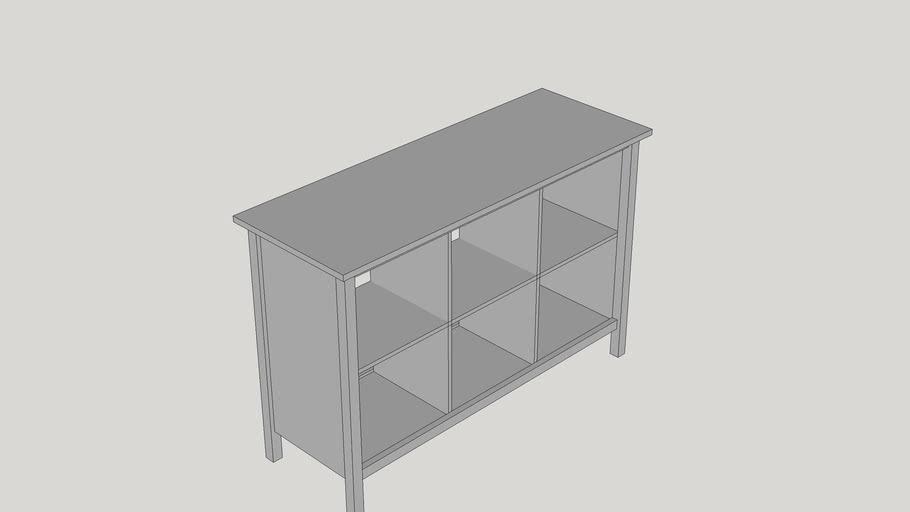 Broadview 6 Storage Cube Unit