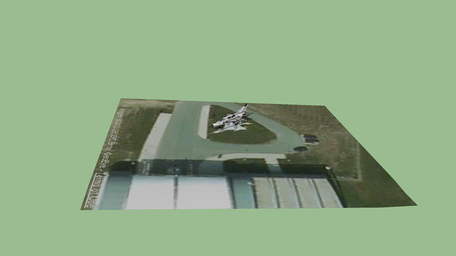 MILITARY AIRPORT CASLAV