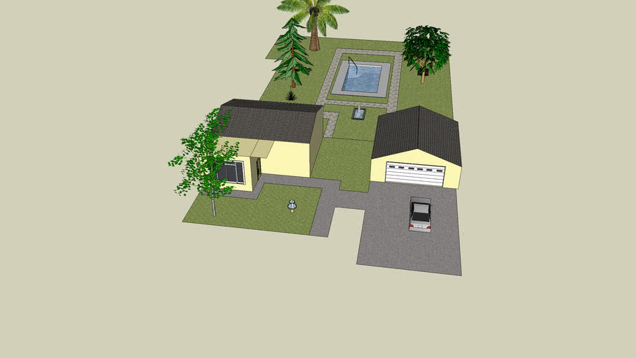 sweet house (upgraded version)
