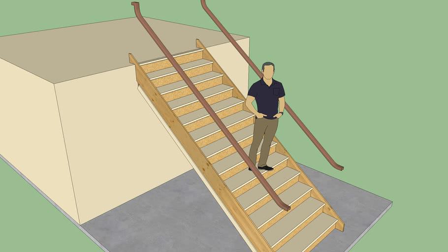 Handrail Test 3