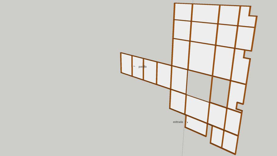 Estructura Plafon