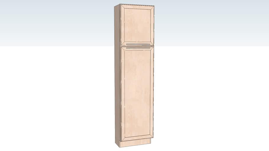 Utility Cabinet 84Hx12D