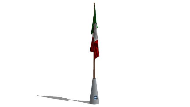 """Bandera Mexicana"" RD"