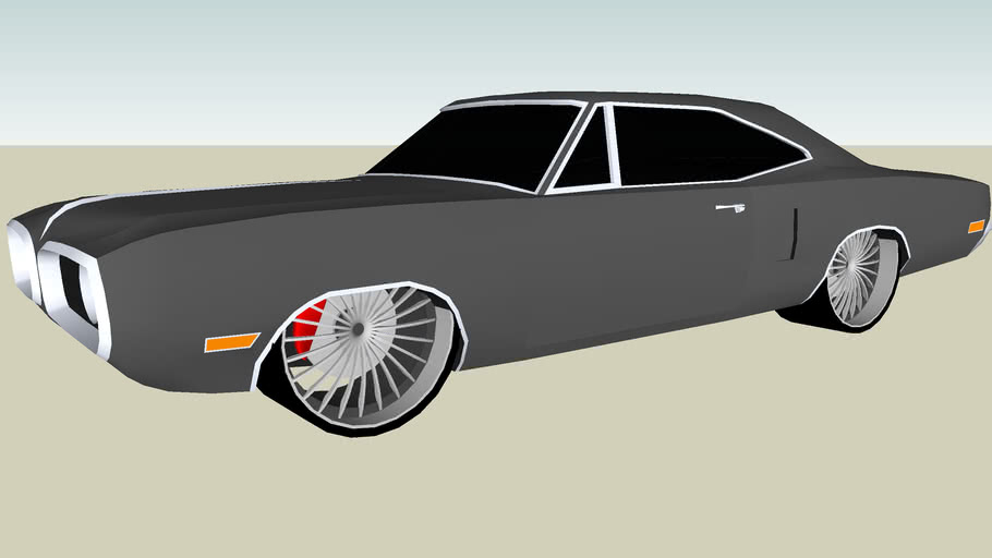 Modified Dodge Coronet