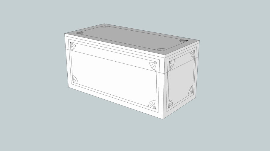 Tea Caddy from June 2011 Issue of Popular Woodworking Magazine