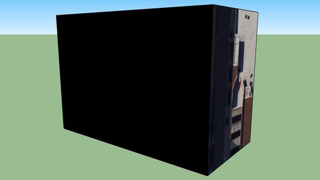 Edificio in Memphis, Tennessee, Stati Uniti