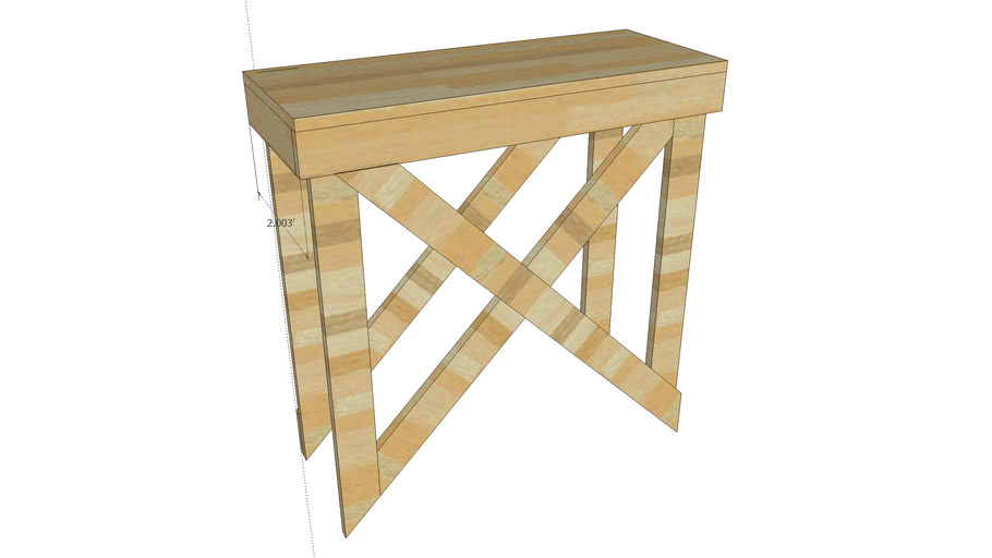 table for the roof top