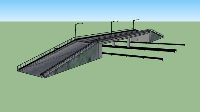 Üst geçit Köprü