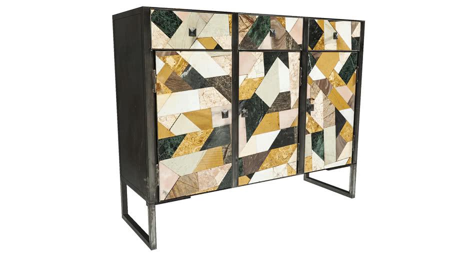 82490 Sideboard Origami