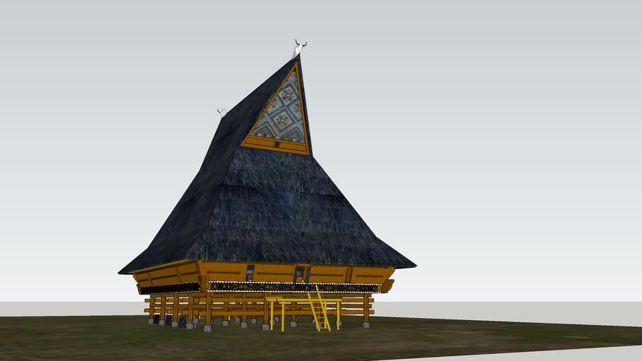 Rumah Siwaluh Jabu