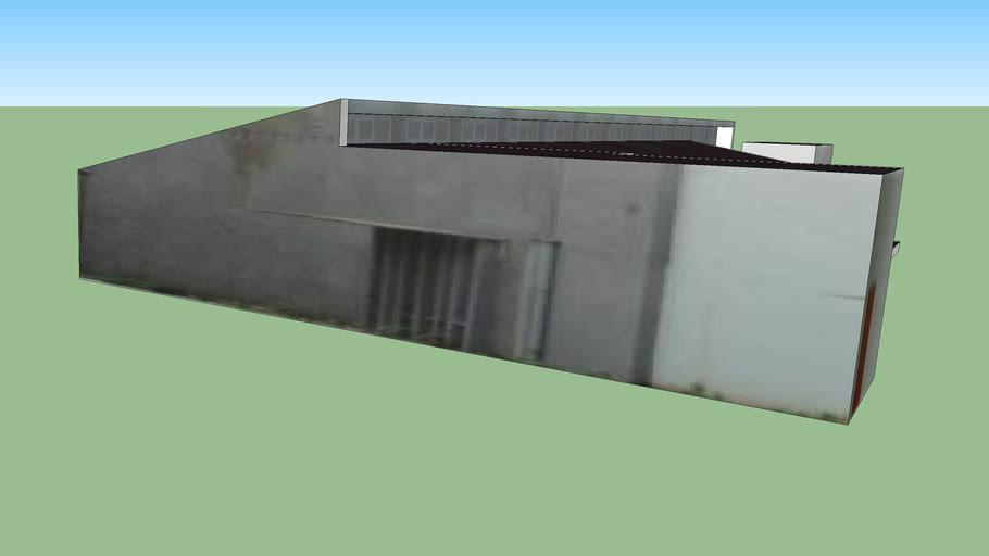 Gedung  [Kawasan B2TE]